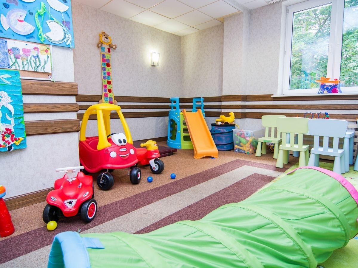 hotel dla dzieci ustka